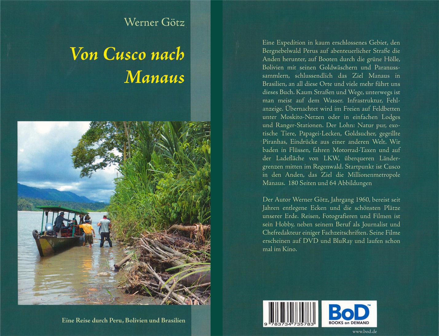 Buch Amazonien Cover klein