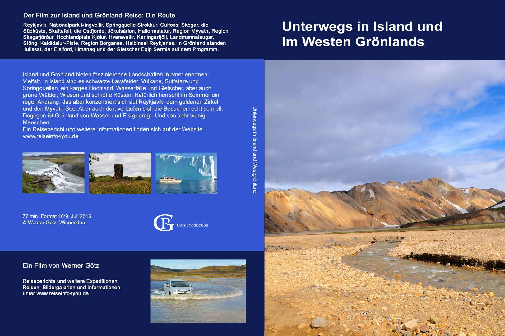 DVD Cover Island RGB